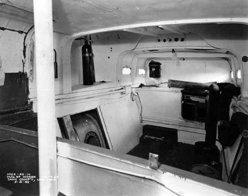 Vedettes lance-torpilles PT-BOATS (Pacifique) 18-02110
