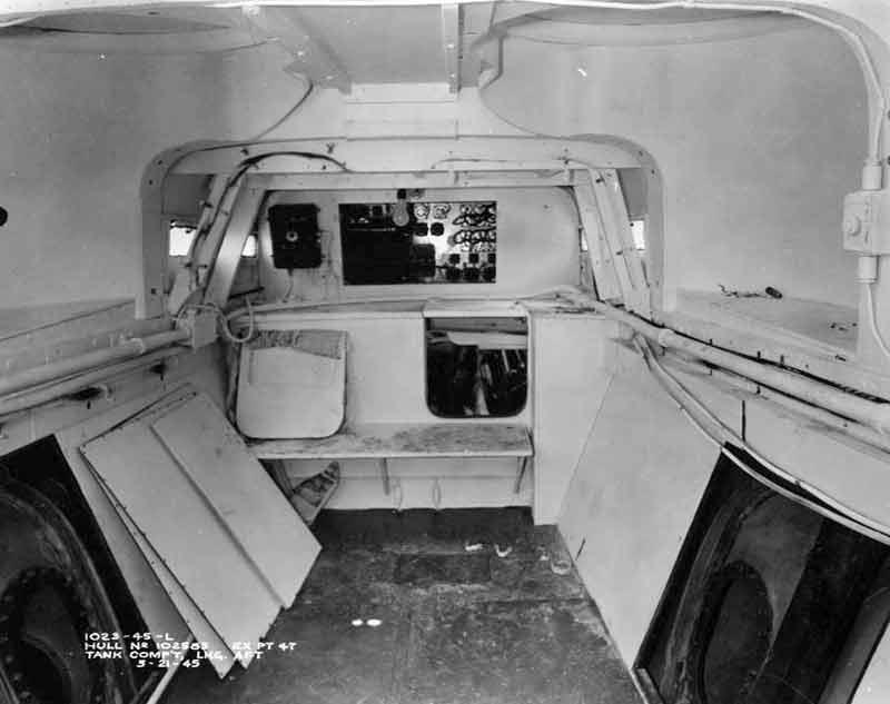Vedettes lance-torpilles PT-BOATS (Pacifique) 18-04110