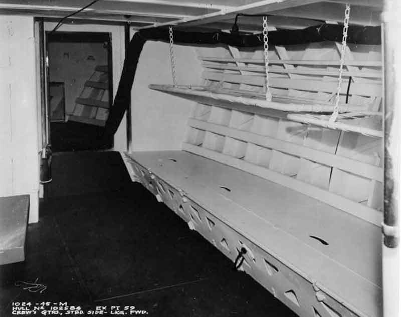 Vedettes lance-torpilles PT-BOATS (Pacifique) 19-01110