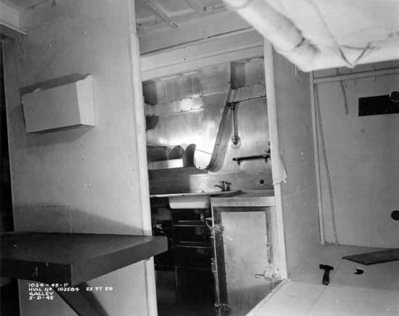 Vedettes lance-torpilles PT-BOATS (Pacifique) 19-02110