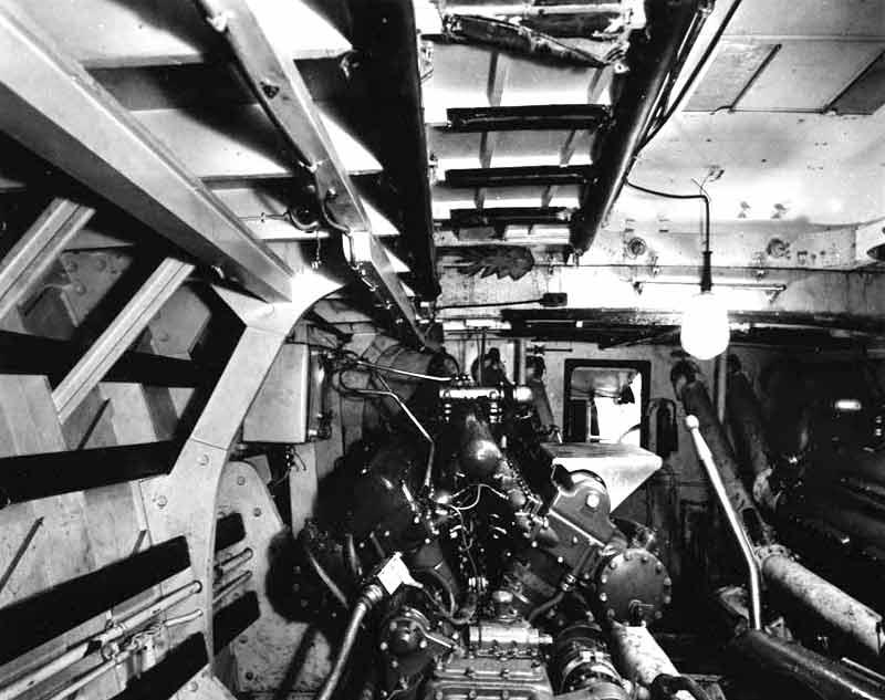 Vedettes lance-torpilles PT-BOATS (Pacifique) 19-04110