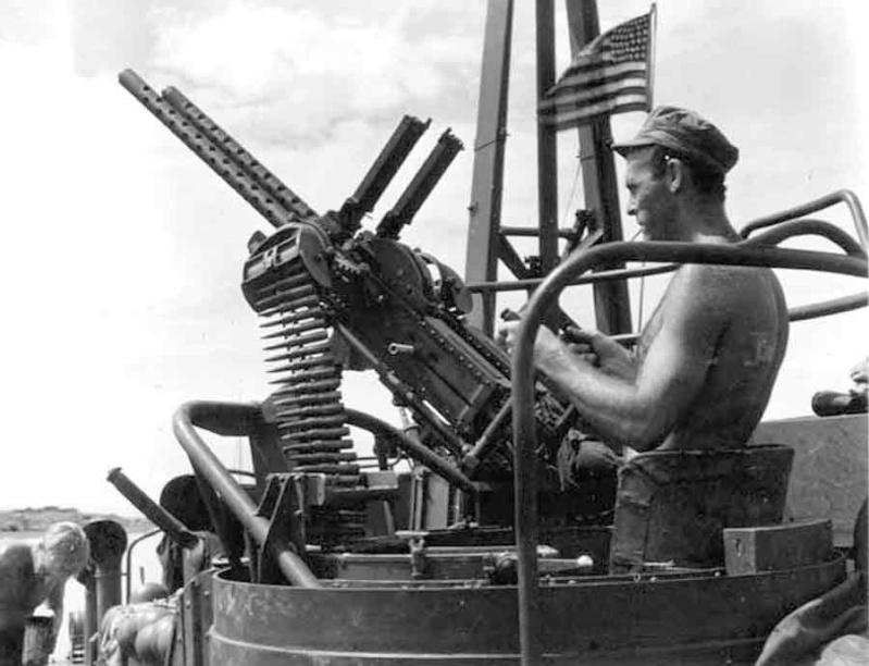 Vedettes lance-torpilles PT-BOATS (Pacifique) 2-06a110