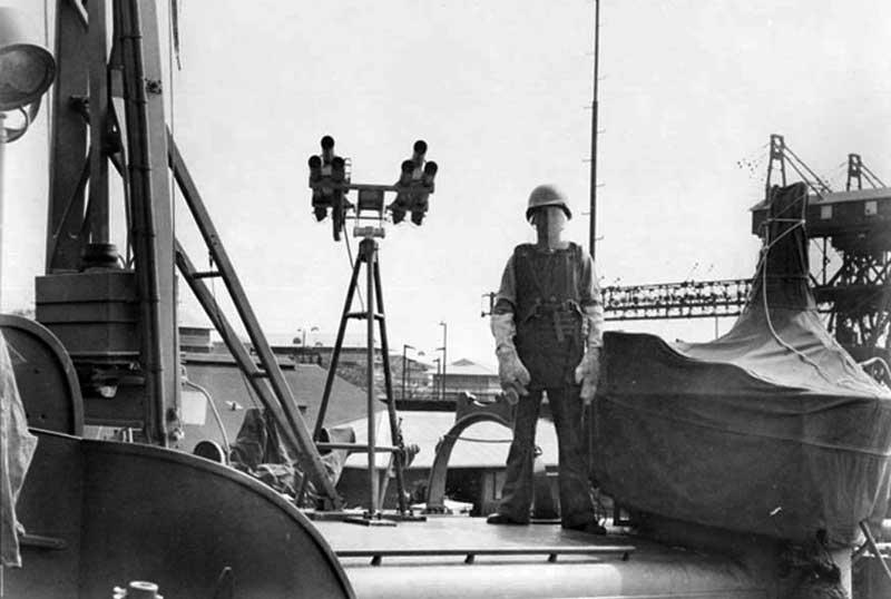 Vedettes lance-torpilles PT-BOATS (Pacifique) 20-01110