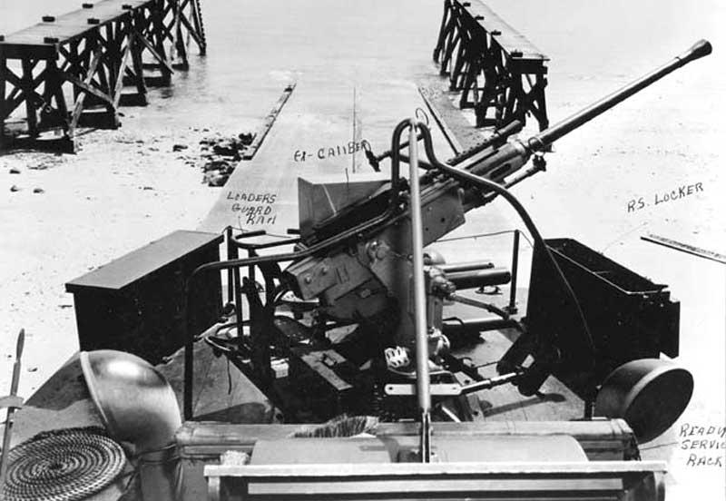 Vedettes lance-torpilles PT-BOATS (Pacifique) 20-04110