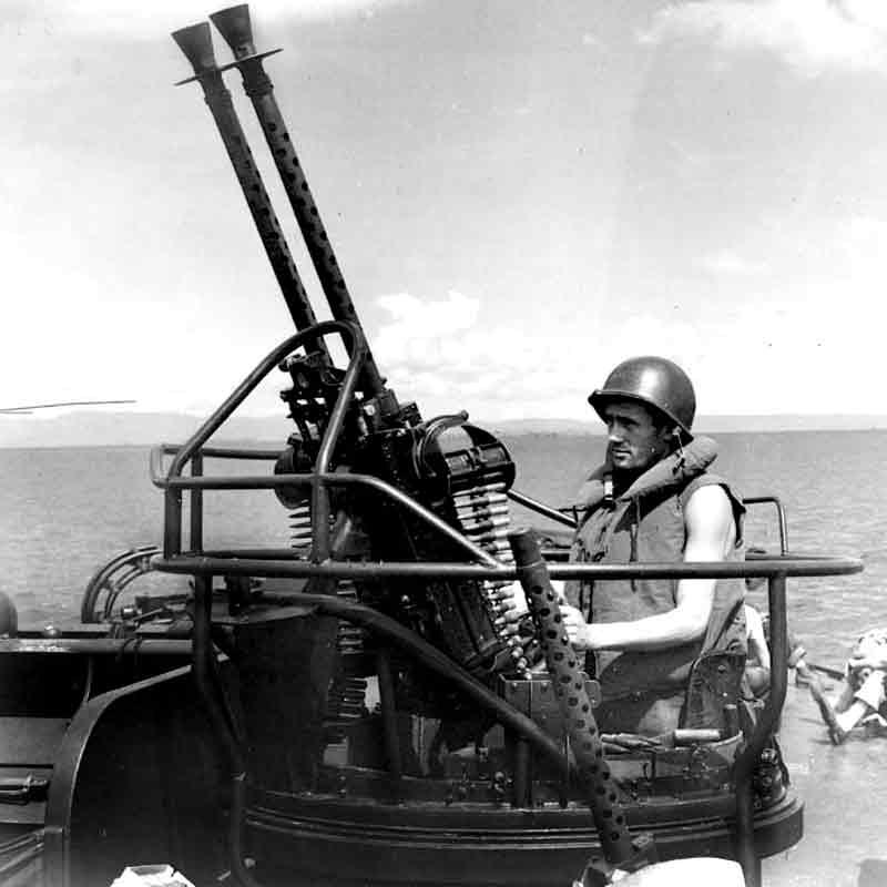 Vedettes lance-torpilles PT-BOATS (Pacifique) 20-05110