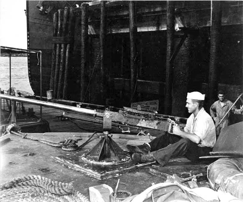 Vedettes lance-torpilles PT-BOATS (Pacifique) 20-07110