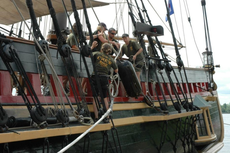 Les plus belle photos du HMS Bounty 20536810