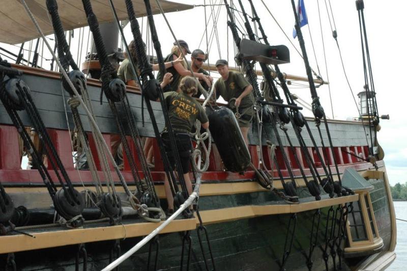 Les plus belle photos du HMS Bounty 20536810