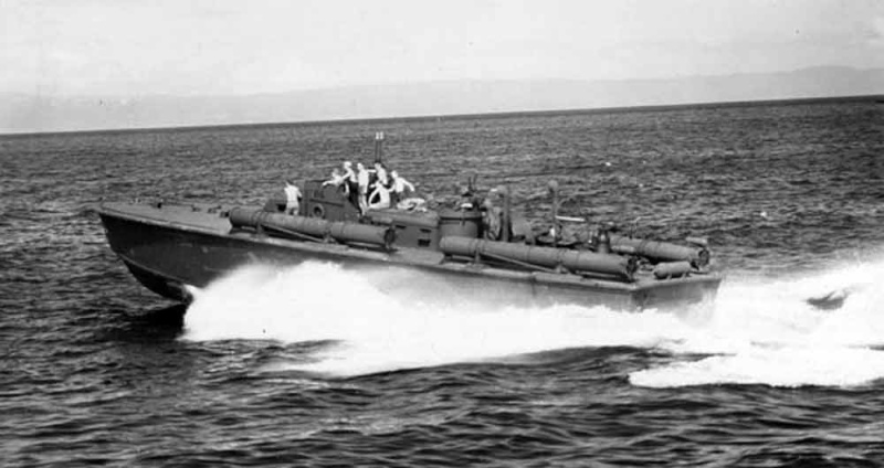 Vedettes lance-torpilles PT-BOATS (Pacifique) - Page 4 23-04110