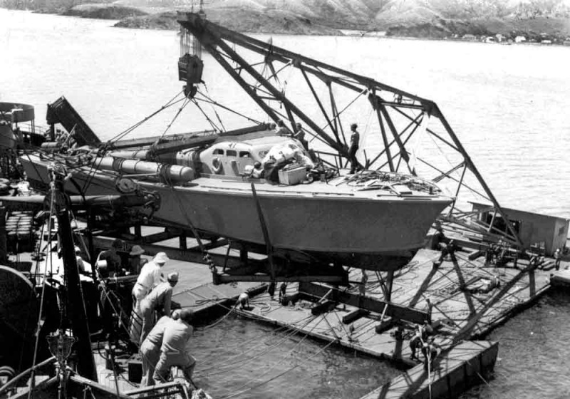Vedettes lance-torpilles PT-BOATS (Pacifique) - Page 4 25-01110