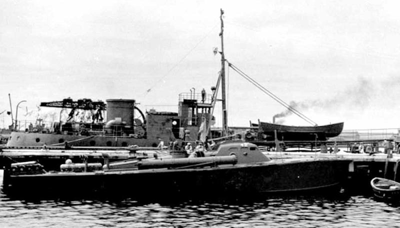 Vedettes lance-torpilles PT-BOATS (Pacifique) - Page 4 25-05110