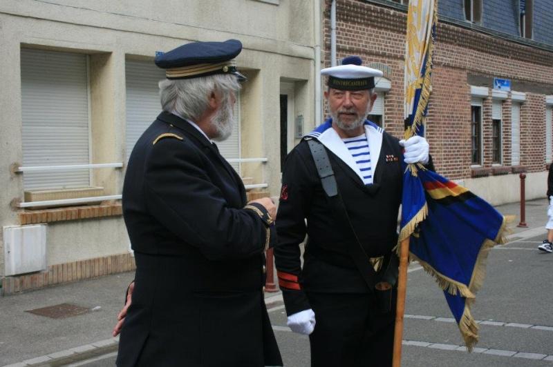Fete de la mer, Le Tréport , Corps des Torpilleurs et Marins 25083310