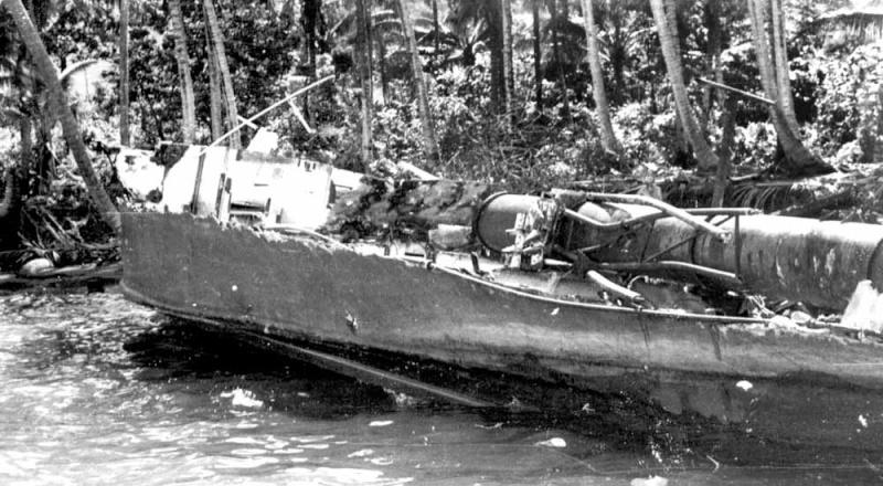 Vedettes lance-torpilles PT-BOATS (Pacifique) - Page 4 27-01110