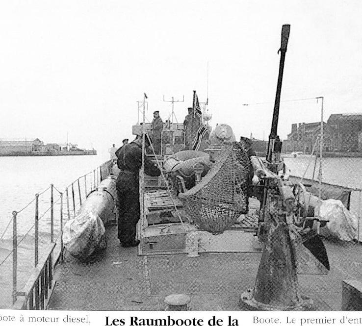 Schnellboot  ( Vedettes lance-torpilles) 2cmfra10