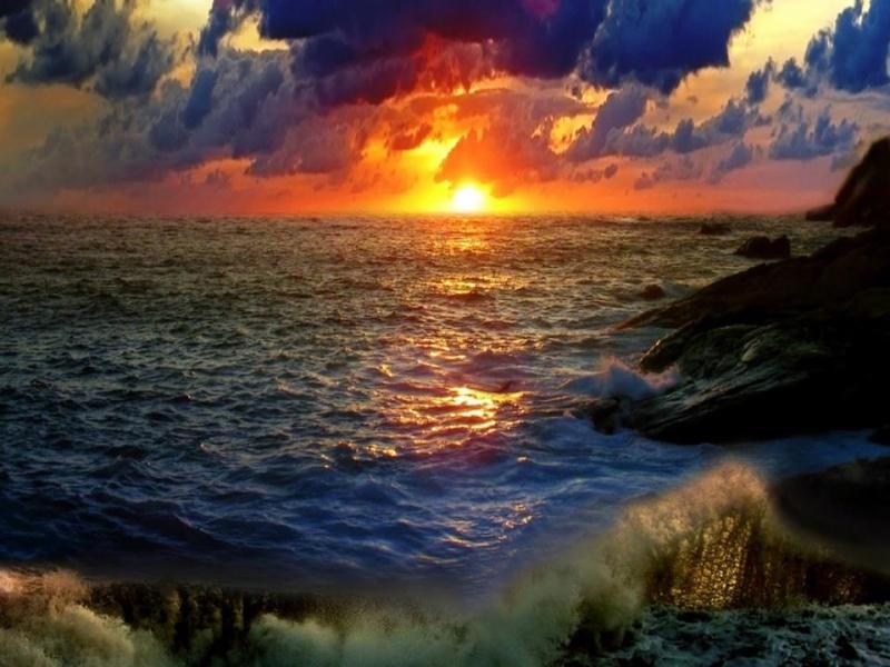 les plus belle photos de couchers de soleil - Page 3 30553410