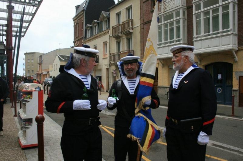 Fete de la mer, Le Tréport , Corps des Torpilleurs et Marins 32045710