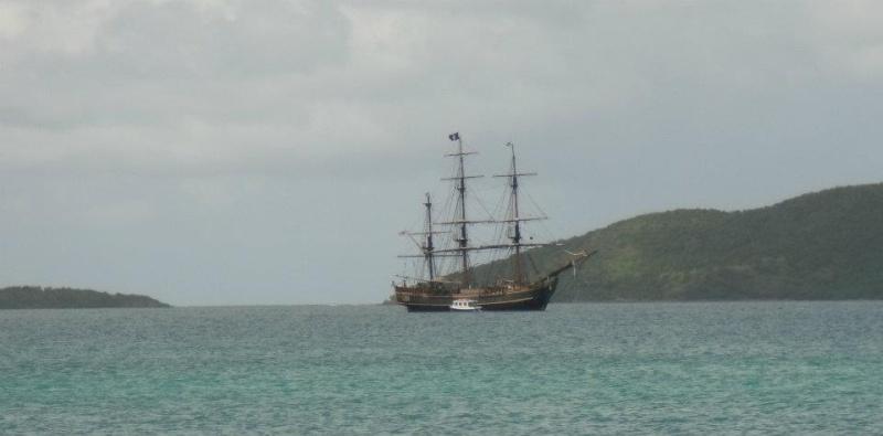 Les plus belle photos du HMS Bounty - Page 3 38101210