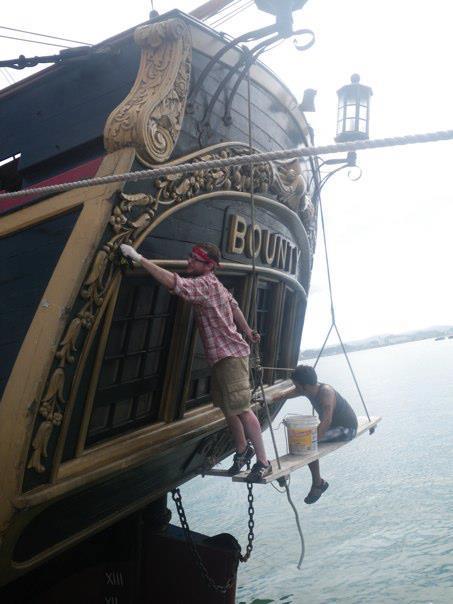 Les plus belle photos du HMS Bounty - Page 3 38136610