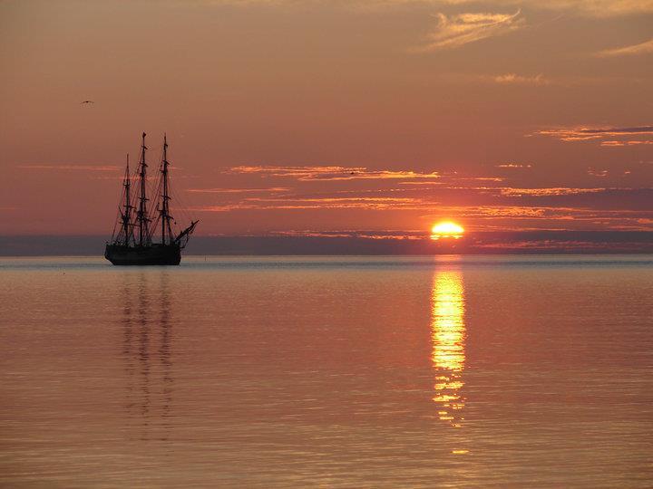 Les plus belle photos du HMS Bounty - Page 3 38371910