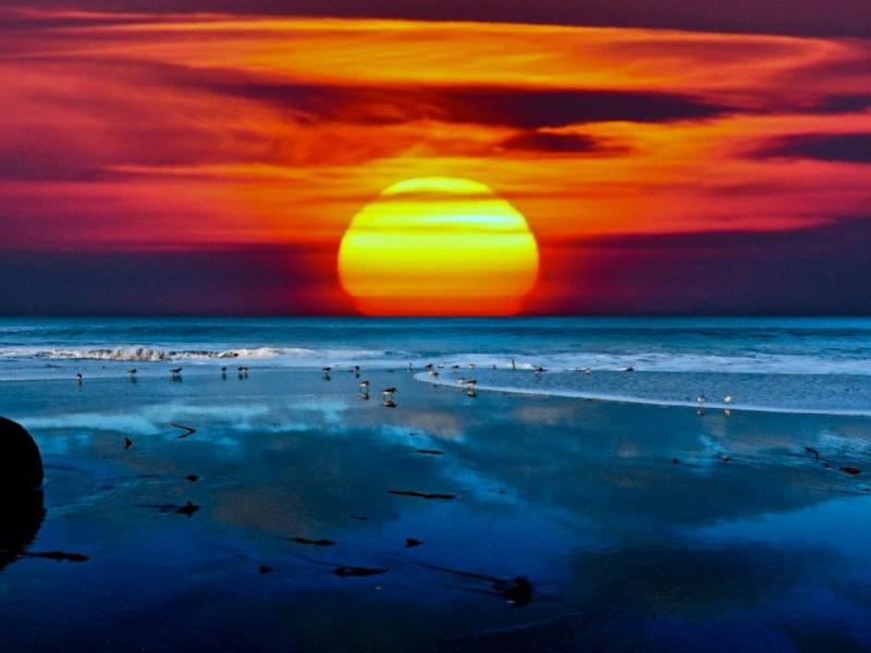 les plus belle photos de couchers de soleil - Page 4 38982610