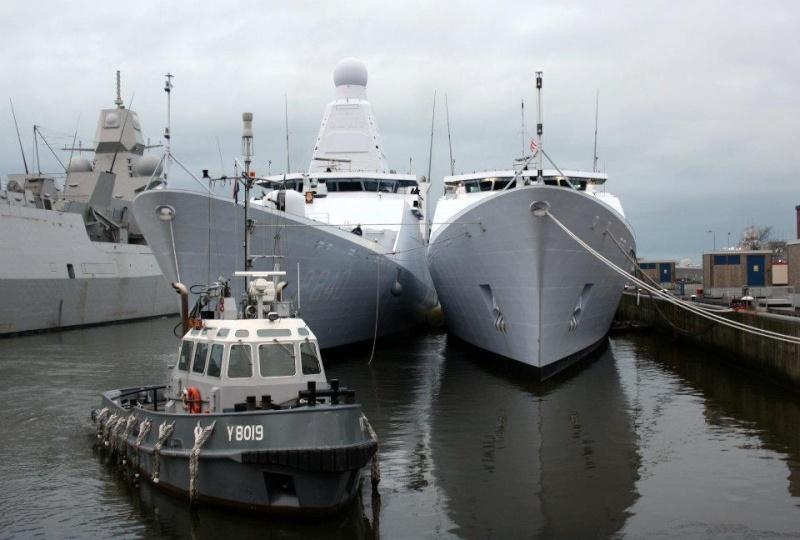 4 nieuwe patrouilleschepen - 4 nouveaux patrouilleurs - Page 4 39102110