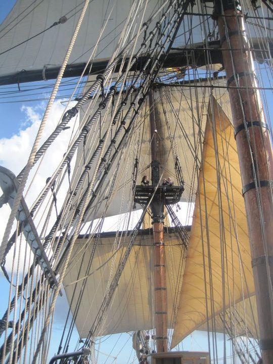 Les plus belle photos du HMS Bounty - Page 3 39237010