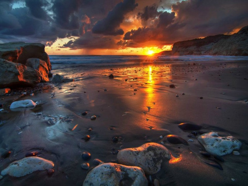 les plus belle photos de couchers de soleil - Page 4 39319310