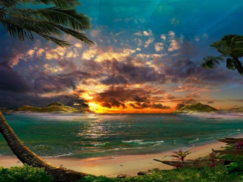 les plus belle photos de couchers de soleil - Page 4 39540110