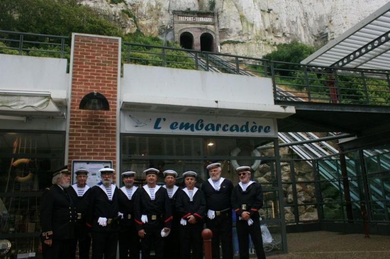 Fete de la mer, Le Tréport , Corps des Torpilleurs et Marins 40610610