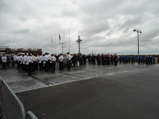 Fete de la mer, Le Tréport , Corps des Torpilleurs et Marins 40625510