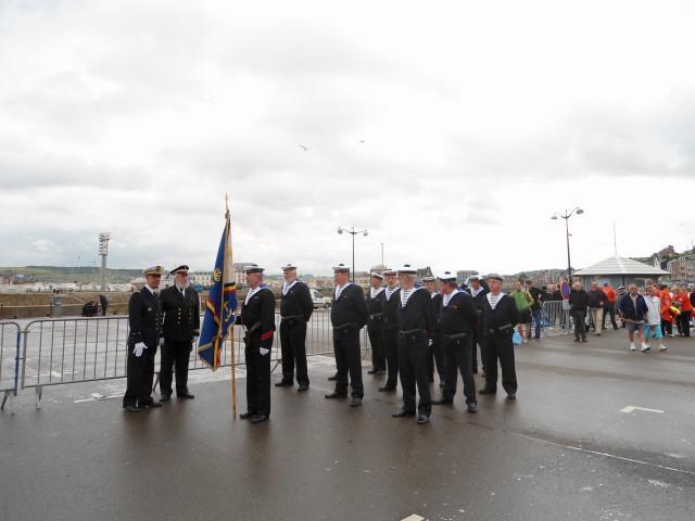 Fete de la mer, Le Tréport , Corps des Torpilleurs et Marins 43194910
