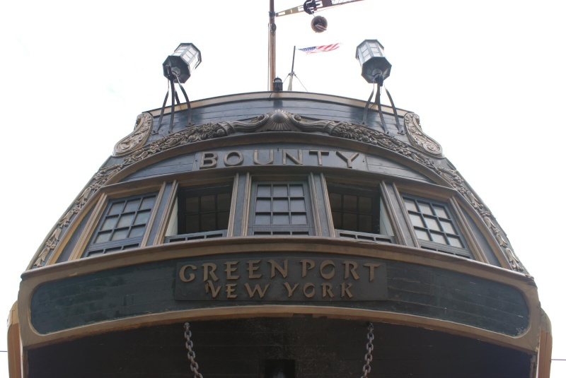 Les plus belle photos du HMS Bounty 46055110