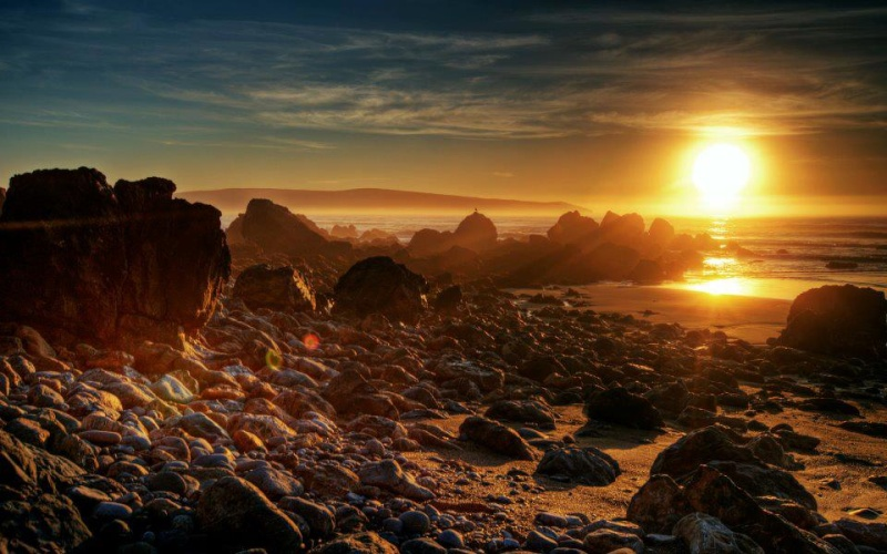 les plus belle photos de couchers de soleil - Page 3 54327110