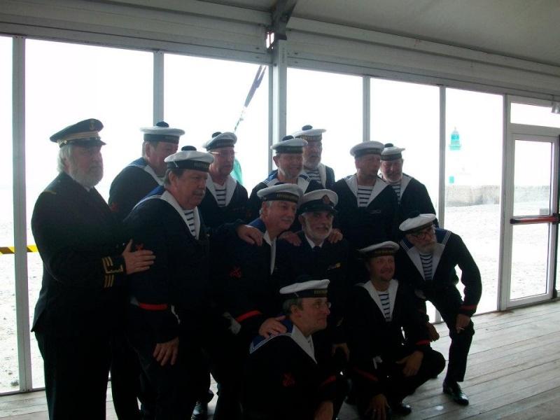 Fete de la mer, Le Tréport , Corps des Torpilleurs et Marins 55913810