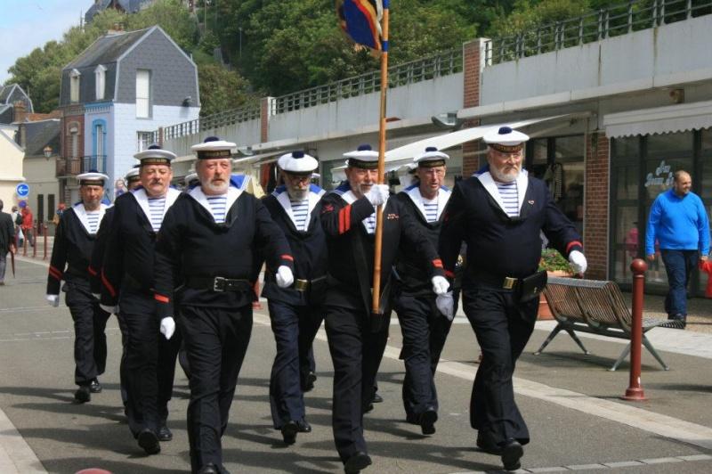 Fete de la mer, Le Tréport , Corps des Torpilleurs et Marins 58086310