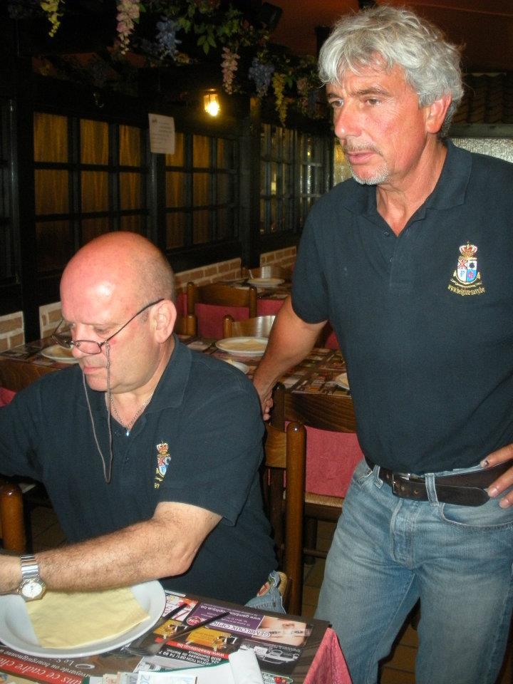 Diner à 'La ferme d'abondance' le 10 juin 2012 - Page 5 60079910