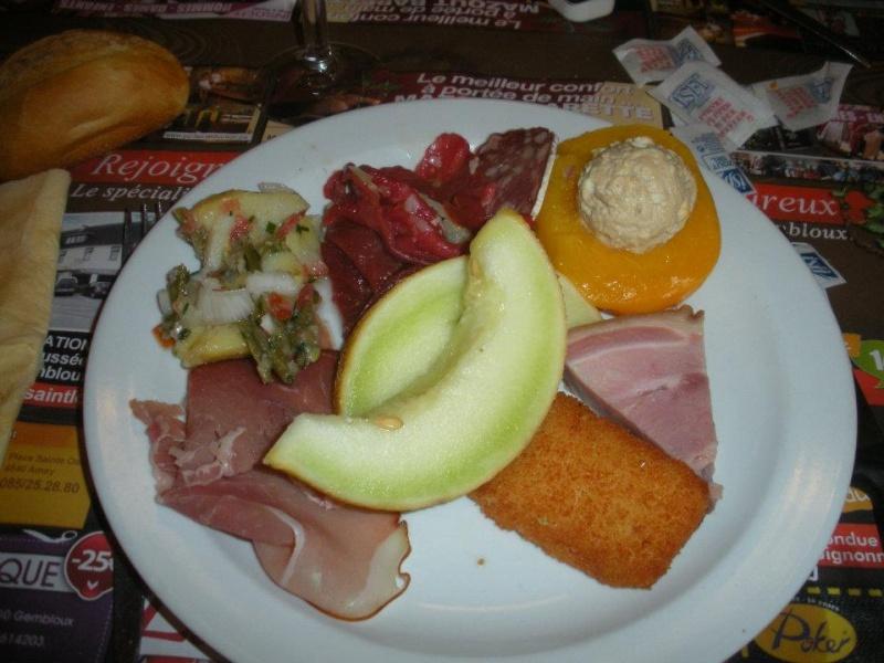Diner à 'La ferme d'abondance' le 10 juin 2012 - Page 4 60139010