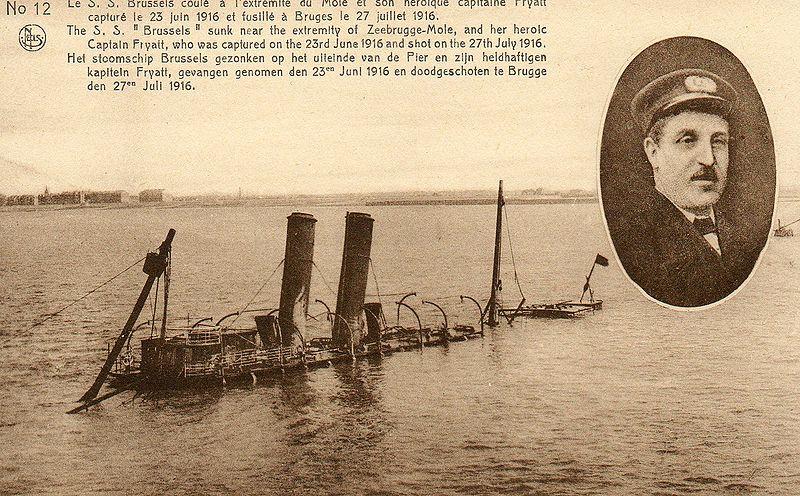 Souvenirs de Guerre : Zeebrugge 1918 - Page 2 800px-11