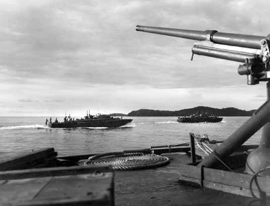 Vedettes lance-torpilles PT-BOATS (Pacifique) - Page 2 9-05110