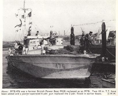Vedettes lance-torpilles  (ROYAL NAVY) Bpb20m11