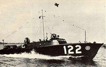 Vedettes lance-torpilles  (ROYAL NAVY) Bpbair11