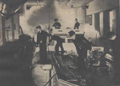 Schnellboot  ( Vedettes lance-torpilles) - Page 8 Bunker10