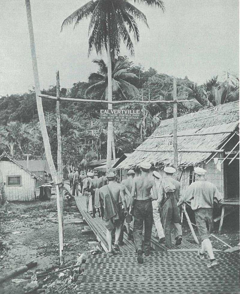 Vedettes lance-torpilles PT-BOATS (Pacifique) - Page 2 Calver10