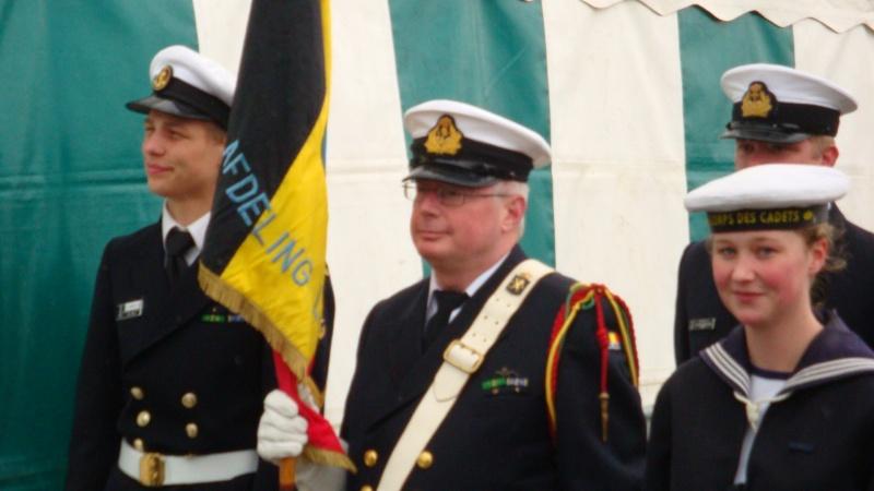 Faste ,Corps Royal des Cadets de Marine(Ittre)et les 90 ans - Page 3 Dsc02828