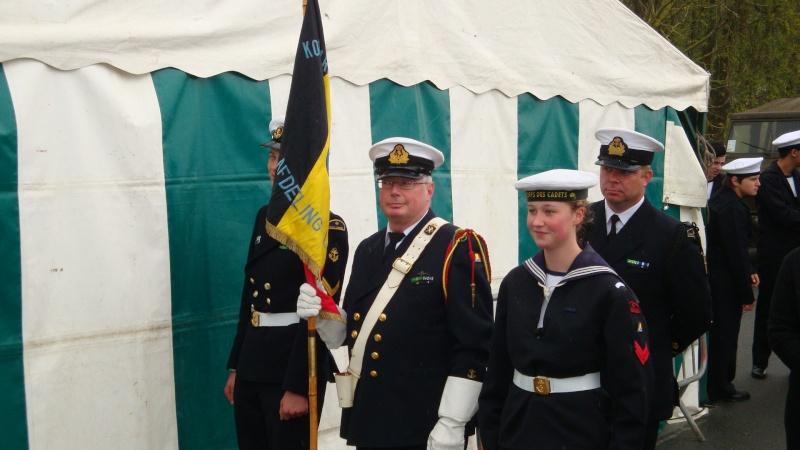 Faste ,Corps Royal des Cadets de Marine(Ittre)et les 90 ans - Page 3 Dsc02830