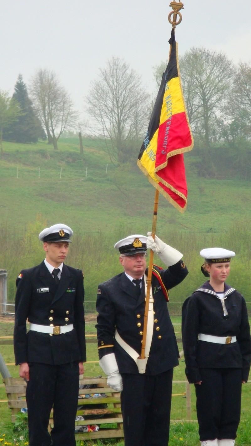 Faste ,Corps Royal des Cadets de Marine(Ittre)et les 90 ans - Page 3 Dsc02831