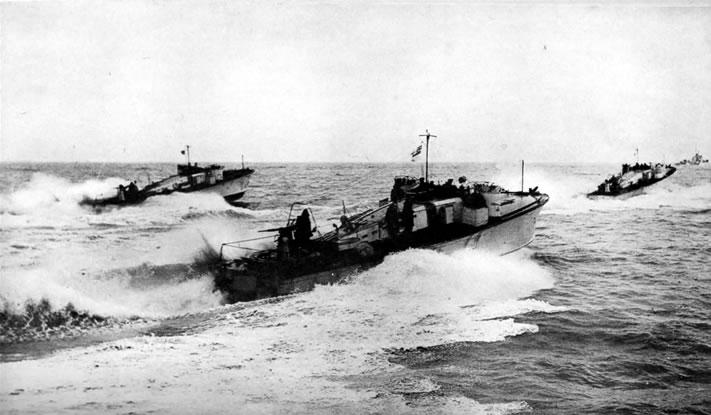 Vedettes lance-torpilles  (ROYAL NAVY) Hitche11