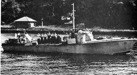 Vedettes lance-torpilles  (ROYAL NAVY) Hms20m10