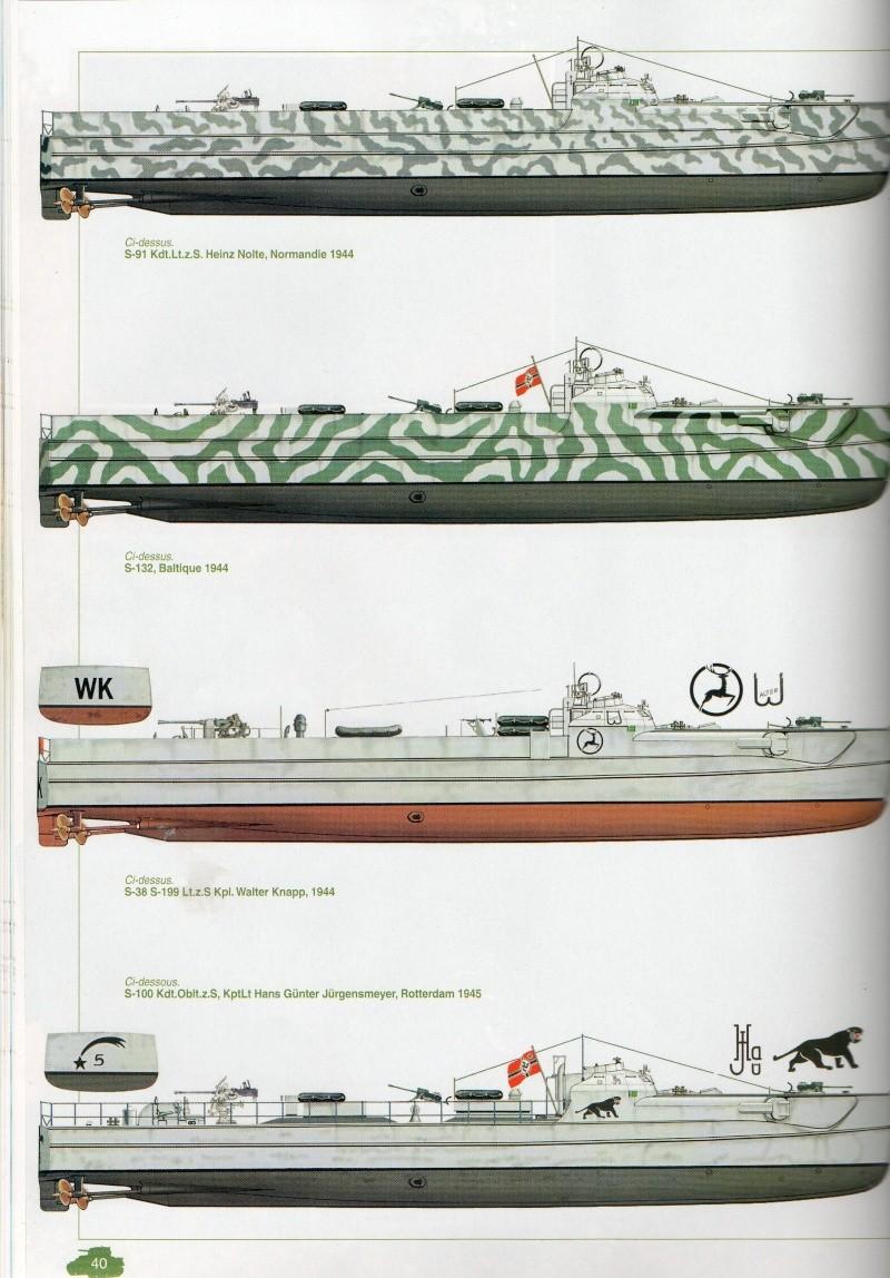 Schnellboot  ( Vedettes lance-torpilles) Img03710