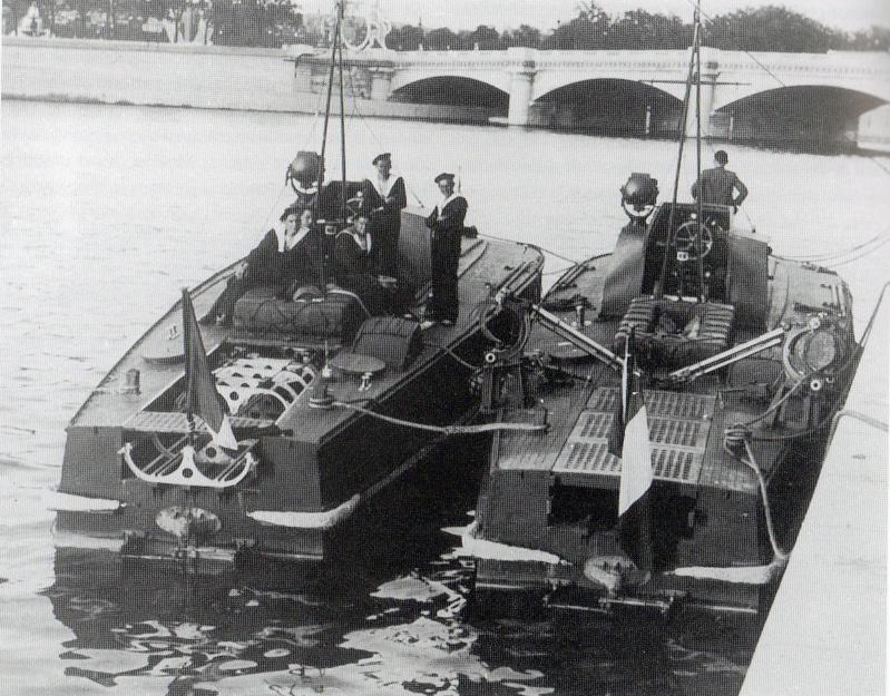 Vedettes lance torpilles françaises 1940  Img24110